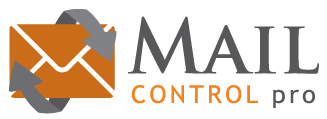 Logo Mail Control Pro