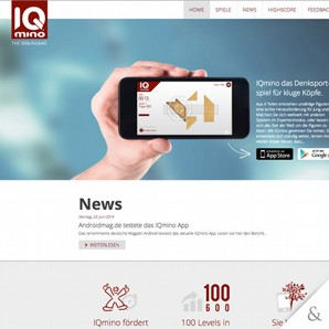 IQ-FUN Website