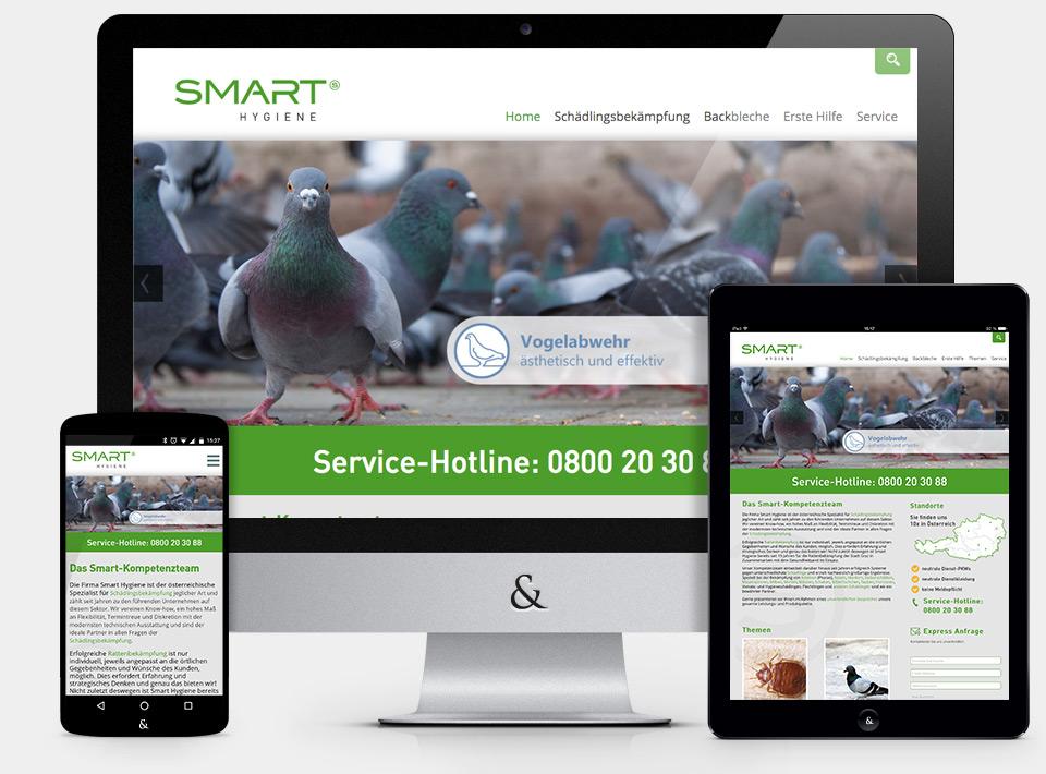 Website smarthygiene.at